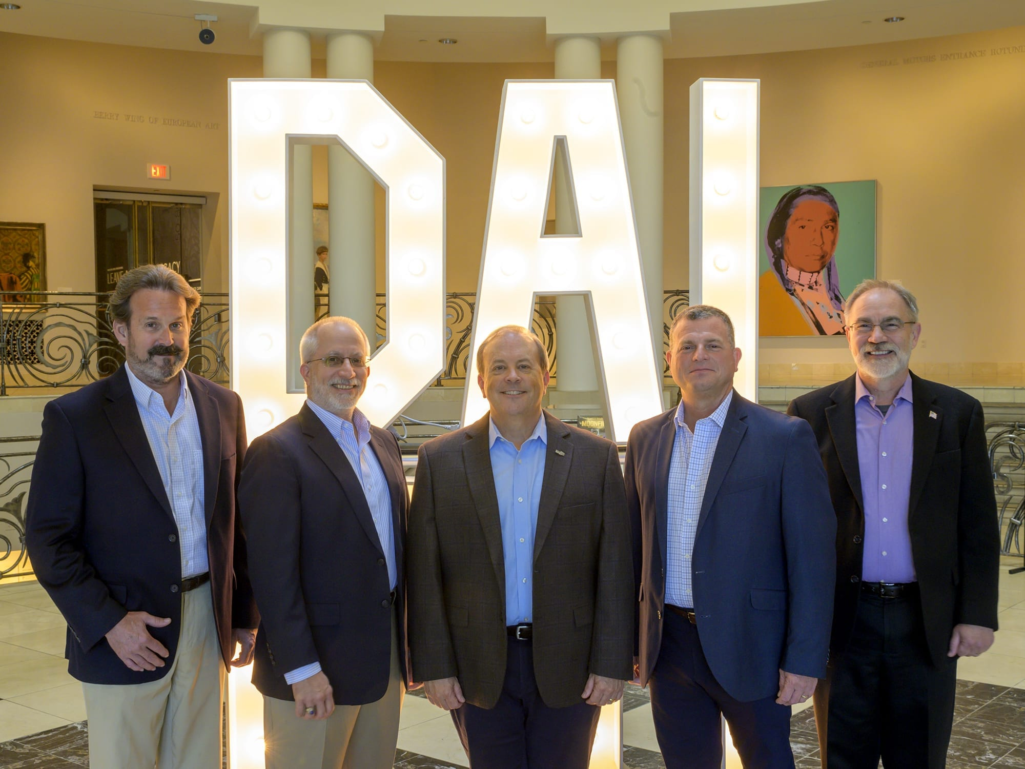 Dayton Aerospace Board of Directors - 2020